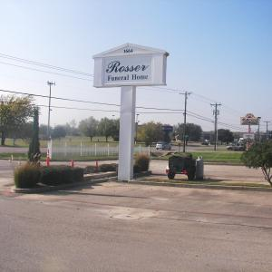 Rosser Funeral Home Cleburne Tx